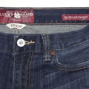 Lucky Brand Jeans 361 VINTAGE Straight